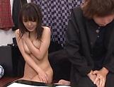 Busty Mei Matsumoto fucks in pure hardcore porn show