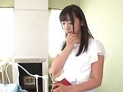 Tiny tits honey Sakisaka Karen Yong in hot sex all night