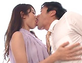Shelly Fujii gets her twat nailed and creamed
