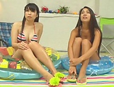 Threesome with Mei Matsumoto and Yuuai Kamiki picture 12