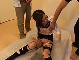 Saki Asumi featured in a lovely threesome