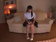 Sakisaka Karen ,featured in a nice hardcore action