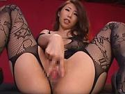 Ayumi Shinoda gets nailed to her satisfaction