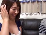 Wakaba Onoue enjoys a good shag doggy-style picture 13