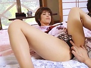 Juicy sex featuring lovely milf seductress