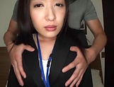 Rena Sakaguchi enjoys a worthwhile session