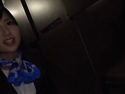 Intense titty fuck for luscious Kawasaki Arisa