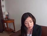 Rena Sakaguchi enjoys having her twat screwed well picture 14
