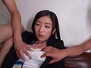 Rena Sakaguchi enjoys having her twat screwed well