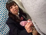 Tiny tits kinky schoolgirl shaved pussy fucked wildly picture 11