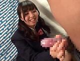Tiny tits kinky schoolgirl shaved pussy fucked wildly