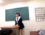 Hot Eri Natsume gets her juicy tiny twat rammed hard