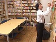 Amazing schoolgirl Nishino Iroha enjoys a hot fuck