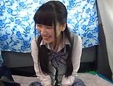 Cute Asian chick enjoys a mind blowing shag