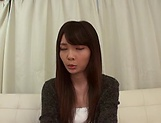 Kinky Asian hottie Shuri Atomi in raunchy toy scene picture 14