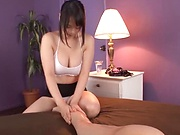 Throbbing sensational lesbo action indoors