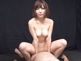 Beautiful Asian babe Kizuna Sakura in a hardcore foursome