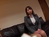 Big tits honey gets her shaved muff pounded hardcore
