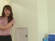 Hardcore female teacher penetrated and gets creampie