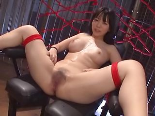 Ayanami Yume gets a facial after a sloppy action