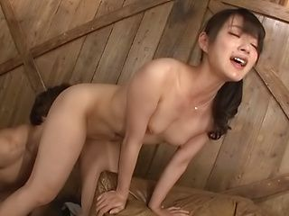 Hakii Haruka ,featured in a sleazy hardcore scene