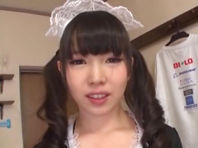 Ayanami Yume gets naughty pleasuring her boss