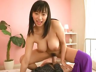 Haruna Hana, fucked intensely doggy-style fashion