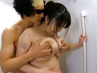 Amayoshi Shizuku goes nasty on a big dick