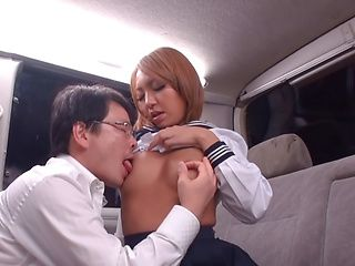 Lovely Asian schoolgirl fucked in real hardcore