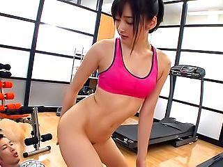 Mizuho Uehara loves getting her wet cunt pleasured