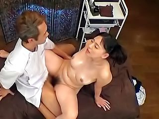 Superb hardcore bonking for sexy Asian babe