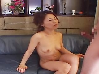 Kinky Asian mature gets her wet cunt drilled deep