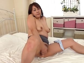Sensual solo session with solo girl Ikumi Kondou