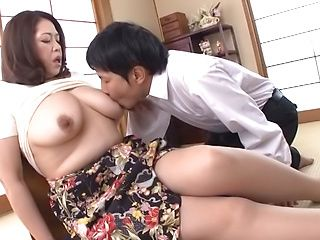 Kayama Natsuko, featured in a steamy hardcore action