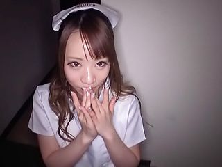 Mashiro Airi in kinky blowjob fun indoors