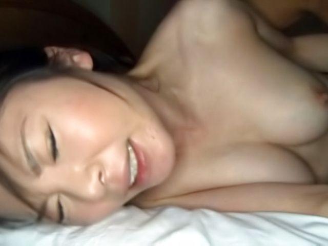 Hot housewife Nagasawa Azusa enjoys ass fuck