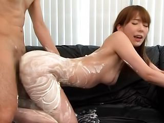 Busty milf Ichika  Kamihata loves getting her wet cunt licked